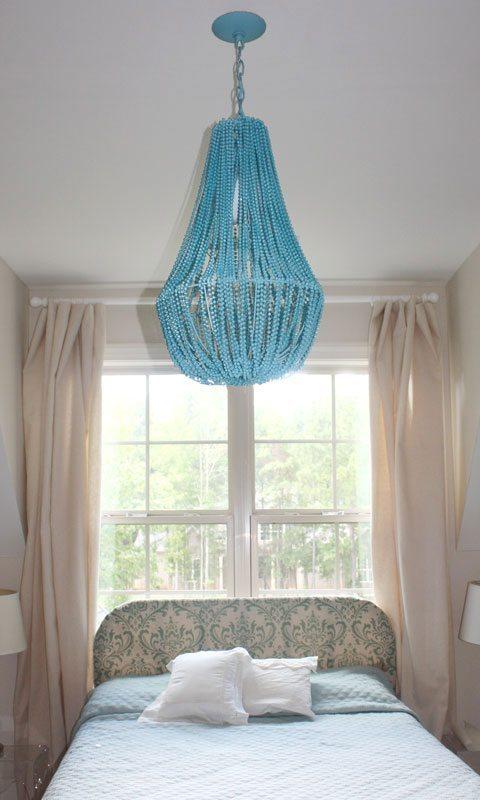 Diy beaded chandelier tutorial sawdust girl - Diy chandelier kit ...