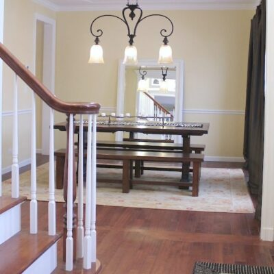 House Tour – Formal Dining Room