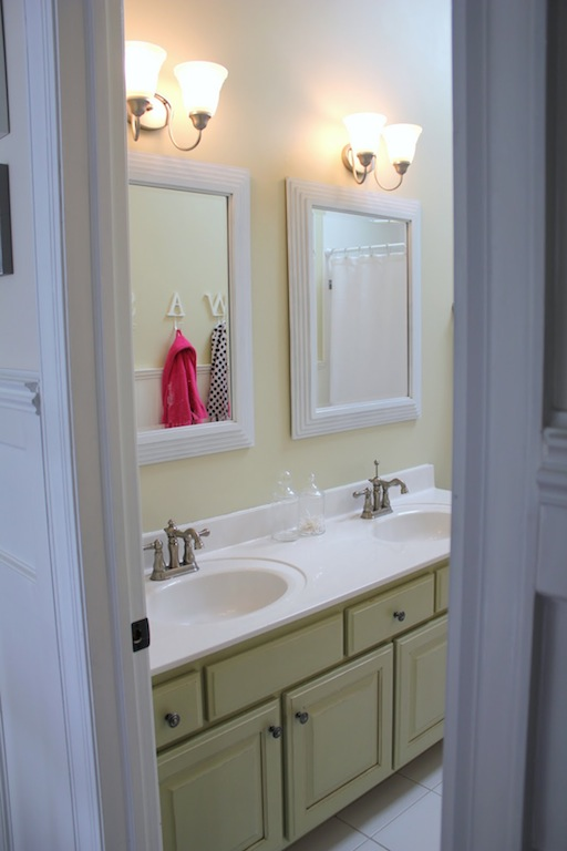 House Tour Guest Bathroom Sawdust Girl 174