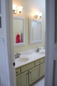 House Tour – Guest Bathroom