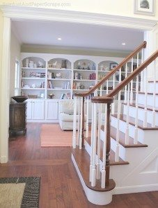 House Tour – Library