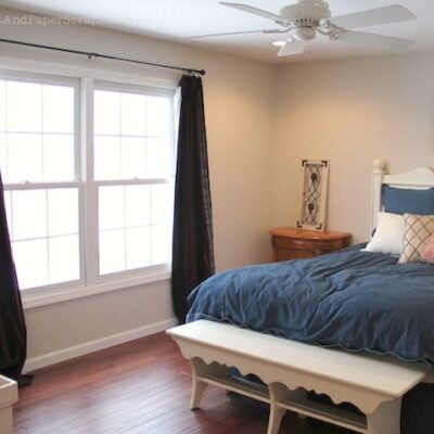 House Tour – Guest Bedroom