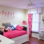 House Tour – Girl's Bedroom