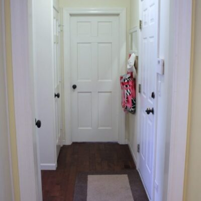 House Tour – Laundry Room and Office Hallway