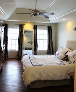 House Tour – Master Bedroom