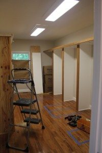 Master Closet Demolition – Starting the Closet Remodel