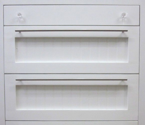 building drawer fronts with beadboard inserts