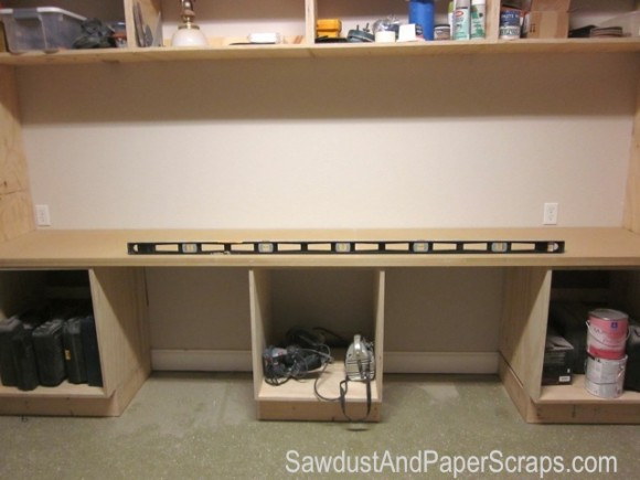 building cabinets using mdf