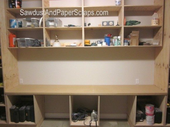 building MDF countertops with seams