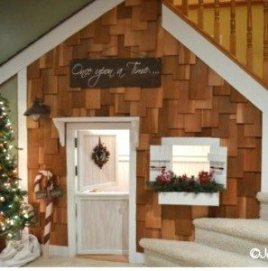 Guest Build{HER}:  Joyful Closet Playhouse