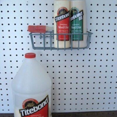 Glue and Gluing Tip (Workshop Favs)