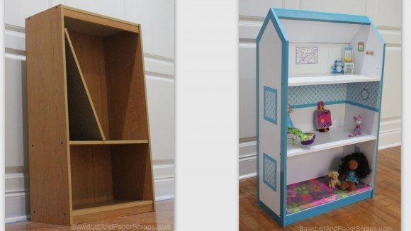 Build Wooden Bookcase Dollhouse Plans Plans Download birdhouse