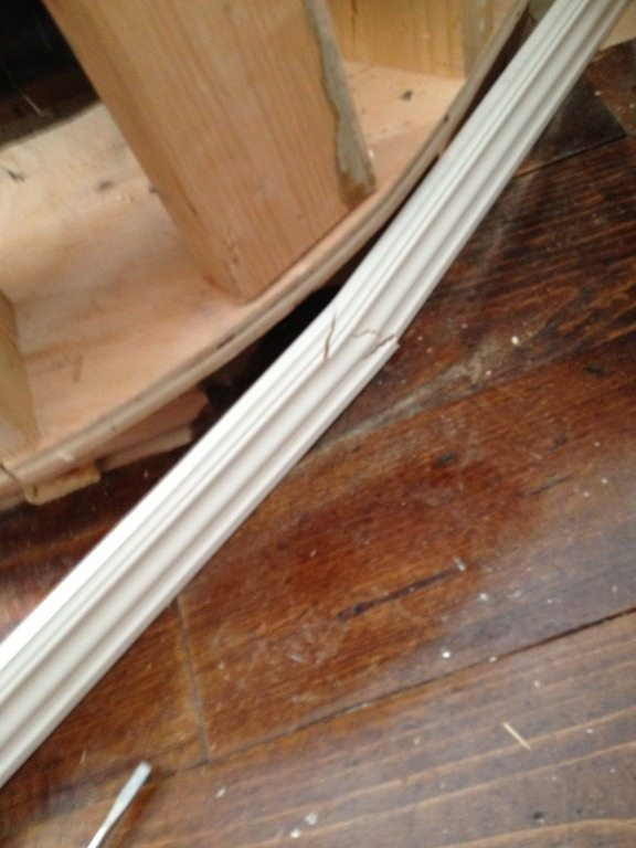 How To Bend Moulding Sawdust Girl 174