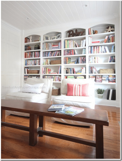 How to style beautiful bookshelves