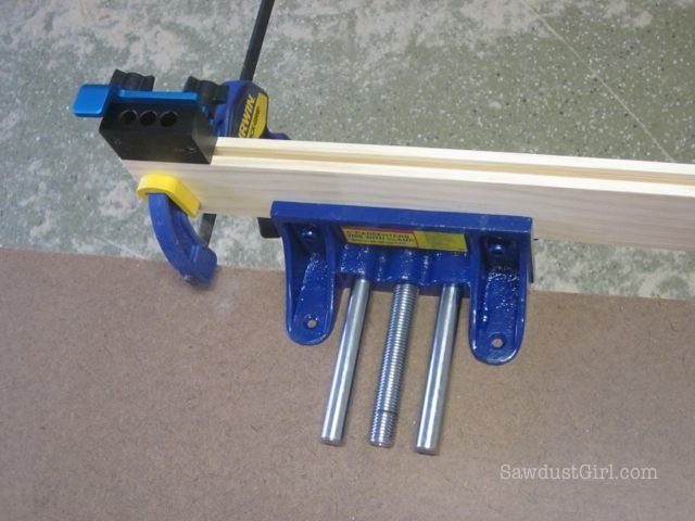 How to build doors with Beadlock mortise and tennons