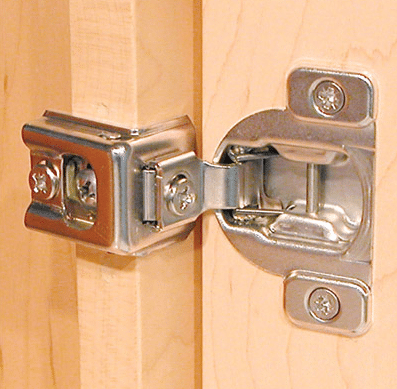 Bathroom Vanity Hinges choosing cabinet doors and hinges - sawdust girl®