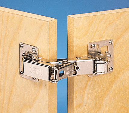 Choosing Cabinet Door Hinges - Sawdust Girl®