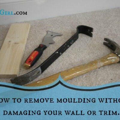 Removing Baseboard Without Damage