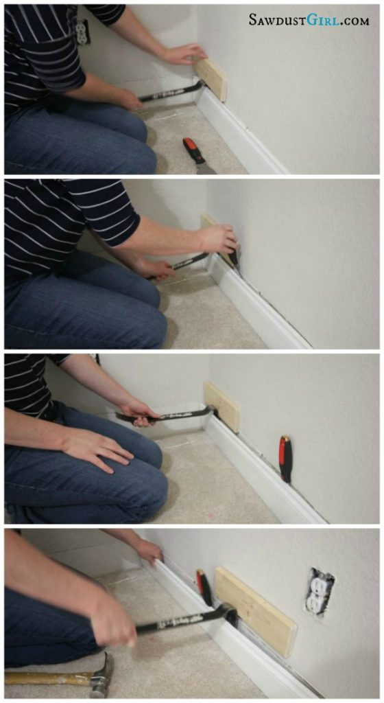 How To Remove Baseboard Trim With Carpet Carpet Vidalondon