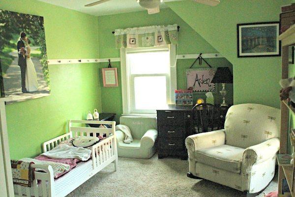 Arden's room