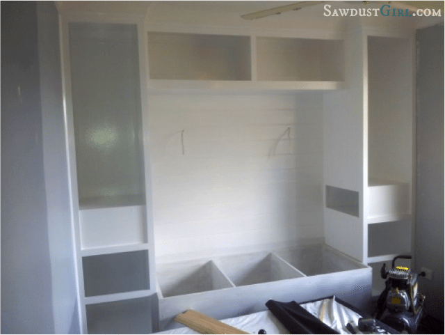 building_bedroom_cabinets @SawdustGirl.com