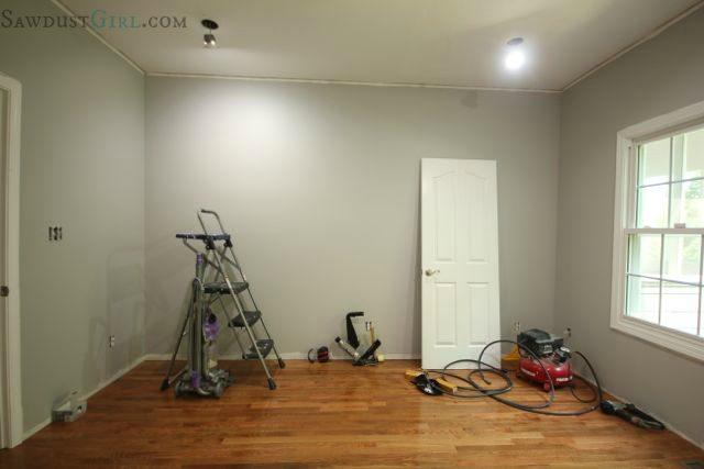 office floors @SawdustGirl.com