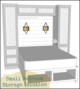 Kristy's Bedroom – 1