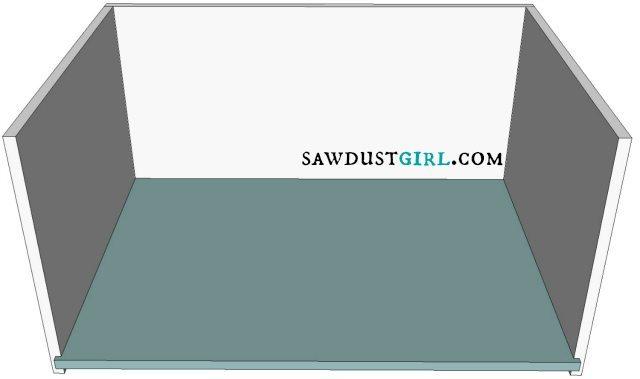 how to make dado for drawer slides