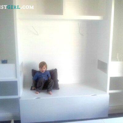 Kristy 4- Bedroom Built-ins