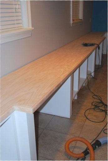 office counter tops. Making Oak Plywood Countertops Office Counter Tops