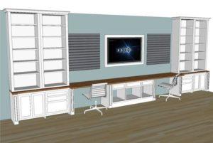 Cara's Office – 1