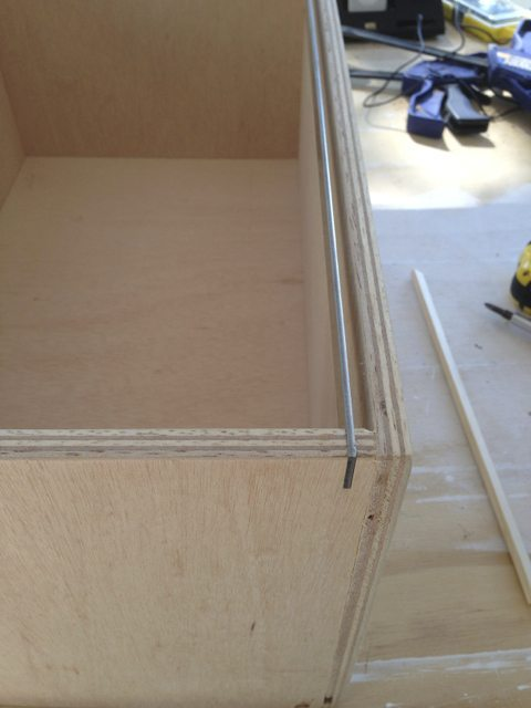 How To Build A Hanging File Drawer Sawdust Girl 174