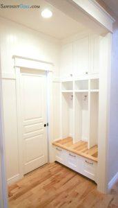 Built-in Mudroom Lockers – Malisa's reveal