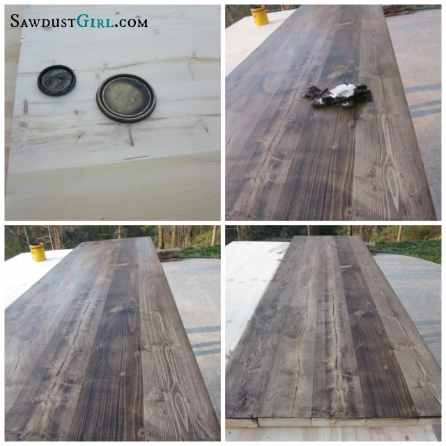 How To Build A Wood Countertop Sawdust Girl 174
