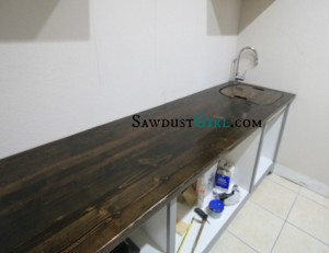 Countertop Sink Insert