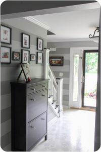 Ayisha's Entry Staircase Remodel