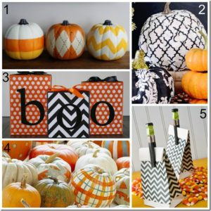 Trendy Halloween Decor: Part 1