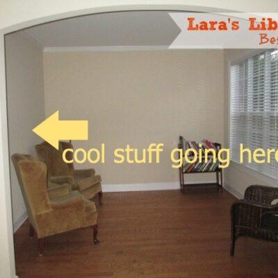 Lara's Library – 1