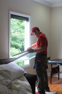 How to keep windows clean longer