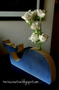 Whimsical Wooden Vase Tutorial