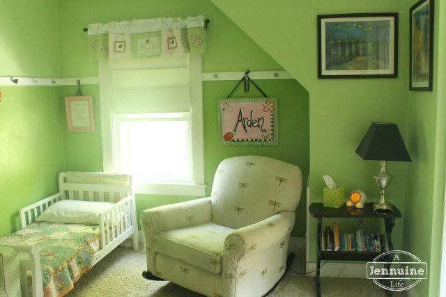 Arden's Room Before