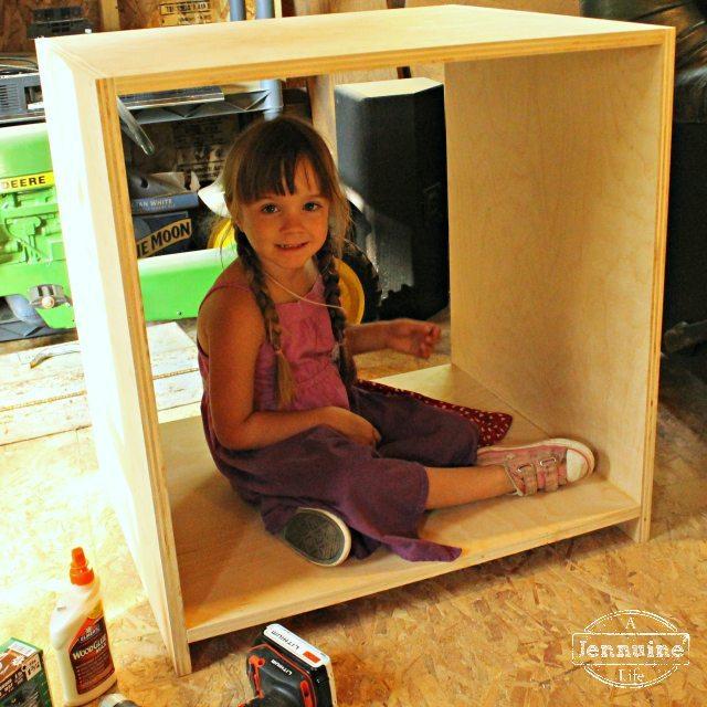 Bottom Bookcase Cabinet