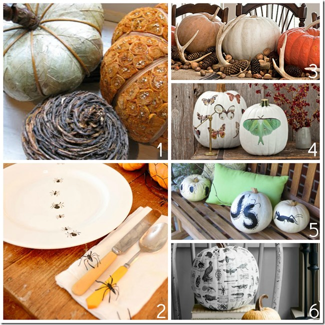 Decor Trends for Haloween_All Natural