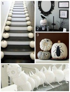 On trend Halloween Decor: Part 3