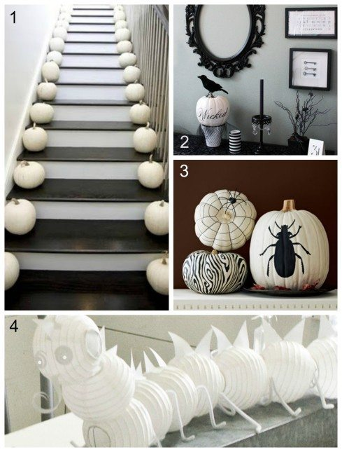 Decor trends for halloween