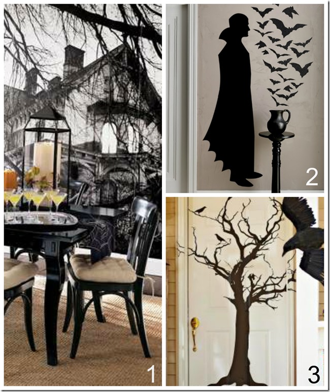 Decor trends for halloween_wallpeper 5