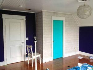 Marnie's Custom Built-in Closet – 1