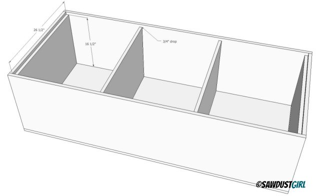 reading nook plans