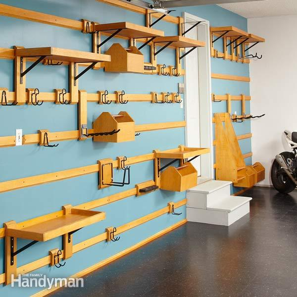 Tool Storage Ideas For Tool Storage For The Workshop