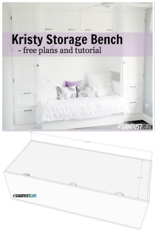Strange Kristy Storage Bench Queen Platform Bed Extension Pdpeps Interior Chair Design Pdpepsorg